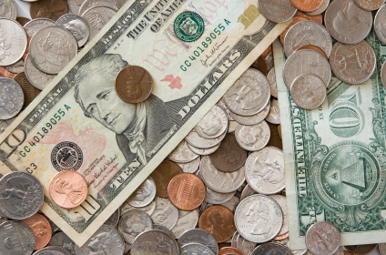 Money loose change